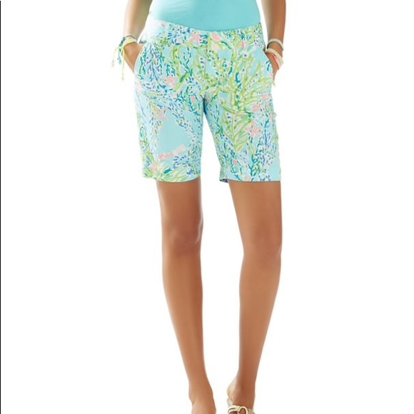 Lilly Pulitzer Pants - SOLD Lilly Pulitzer The Chipper Bermuda Shorts